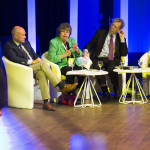 Engaging panel discussion