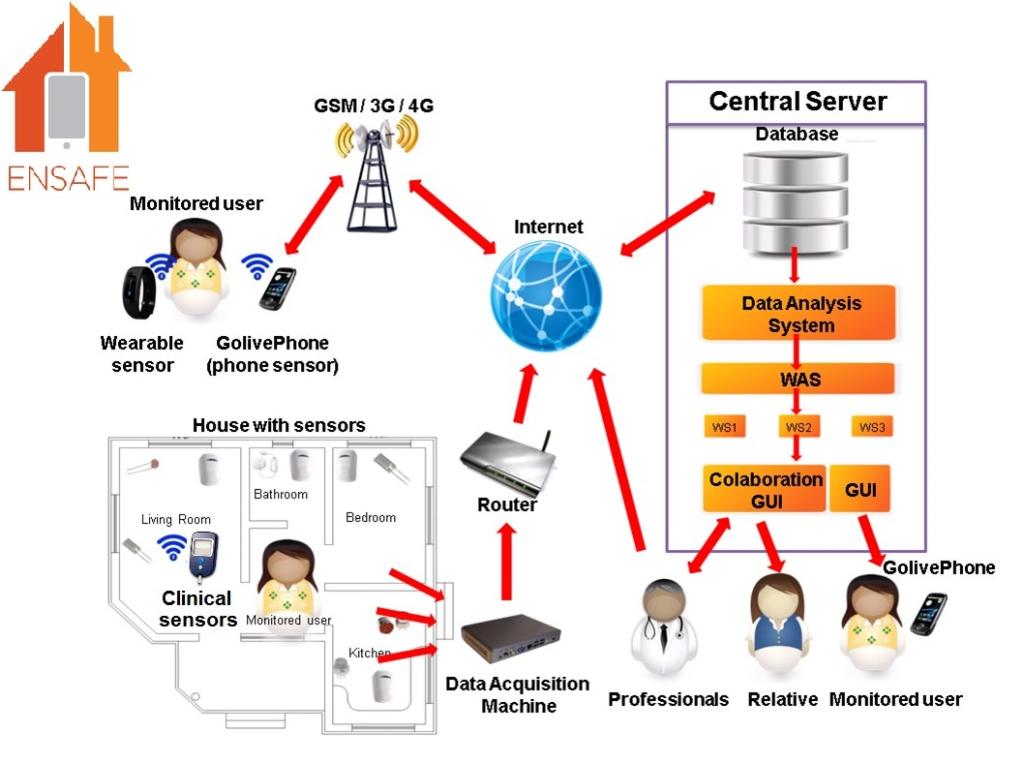 ENSAFE system
