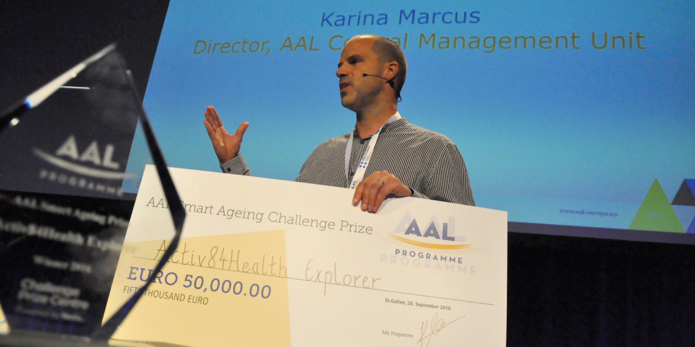 AAL Smart Ageing Prize